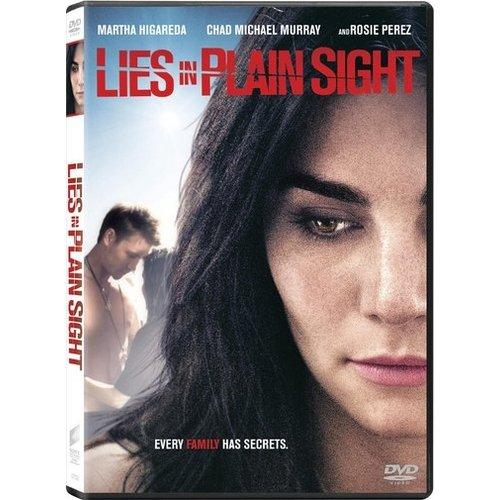 Lies In Plain Sight (Widescreen)