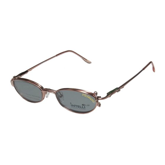 4c8c75b154a New Elite Eyewear Intelli Clip 750 Womens Ladies Designer Full-Rim ...