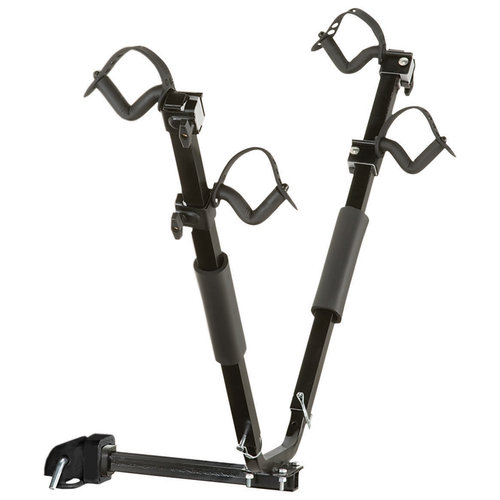 Reese Carry Power SportWing Hitch Mount Bike Carrier, 2 Bikes