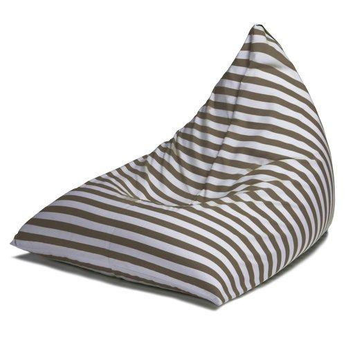 Ja Twist Outdoor Bean Bag Chair