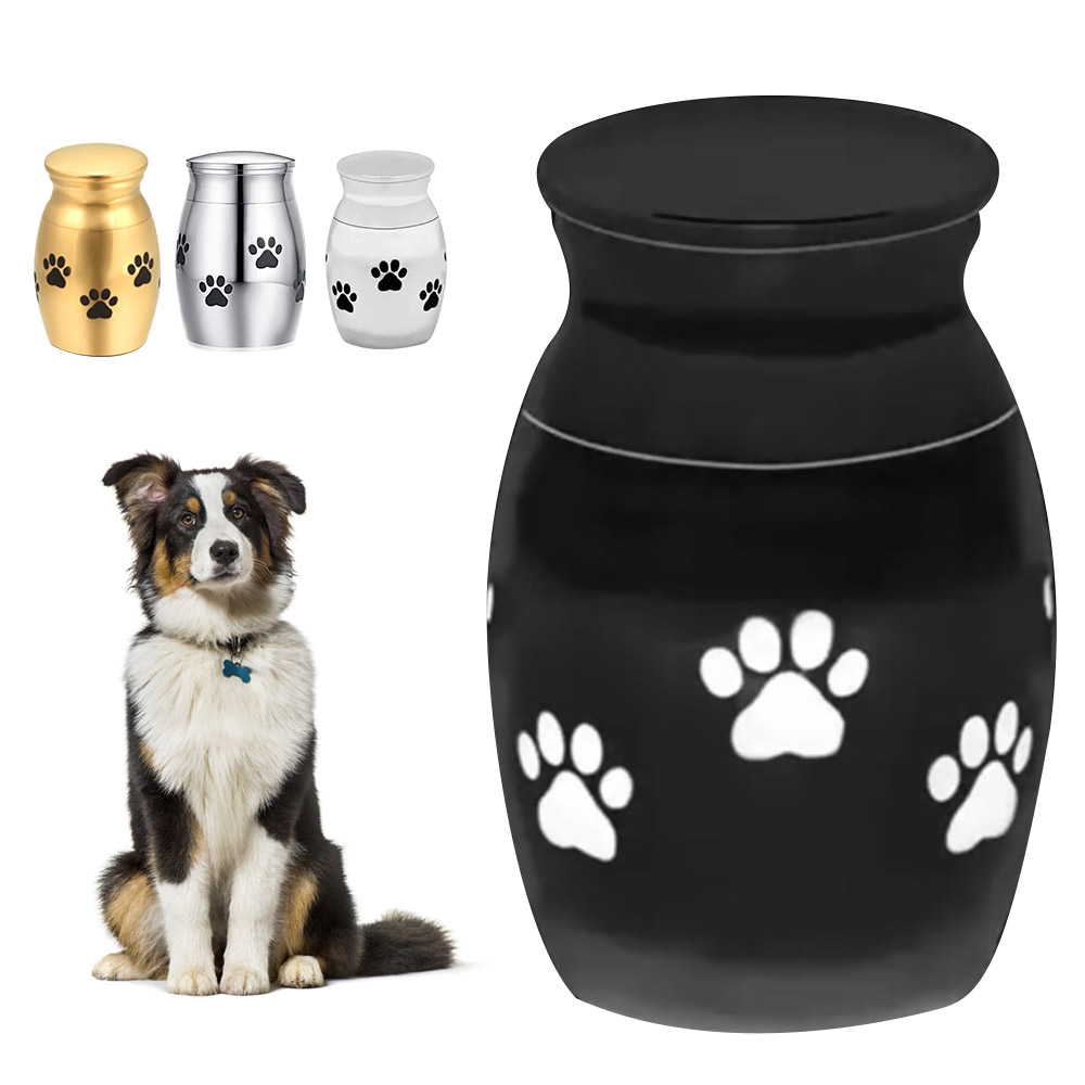 Pet Urn for Cats Wood Pet Urn Picture Pet Cremation Urn Dog Urns for Ashes Pet Cremation Custom Urn for Dog Personalized Pet Urn