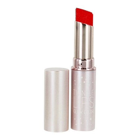 IPKN - Twinkle Lips Glow Color Lipstick Matte Rose - 0.16