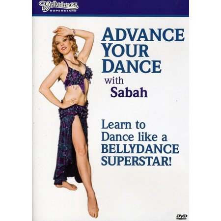Bellydance Superstars: Advance Your Dance With Sabah (DVD)](Arab Bellydance)