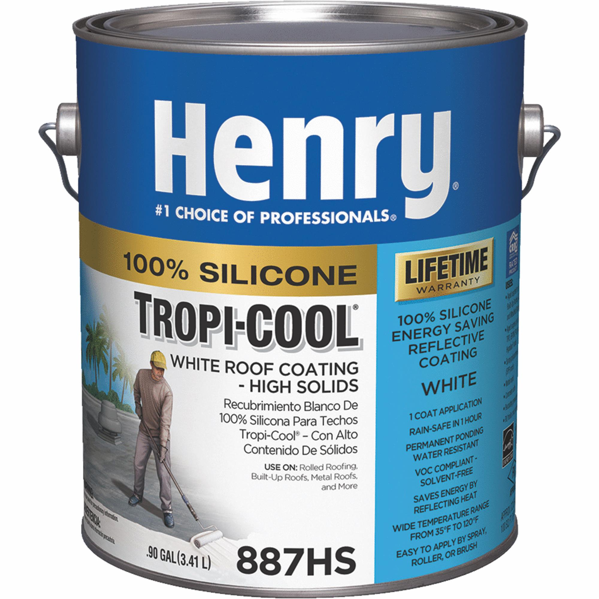 Henry 887HS Tropi-Cool Roof Coating