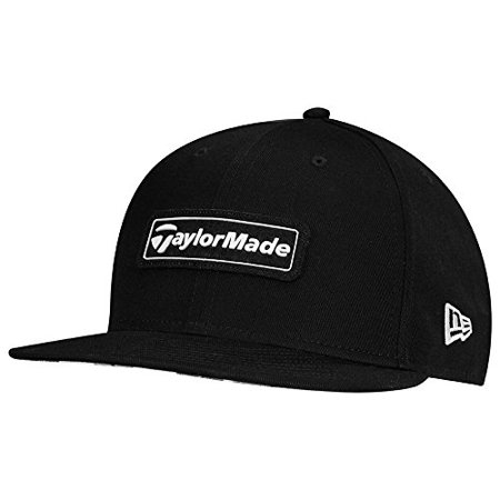 TaylorMade Lifestyle New Era 9Fifty Hat (black white) - Walmart.com 6604da5092e