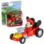 Mickey Mouse Die Cast Vehicles, Mickey Roadster, Ages 3+