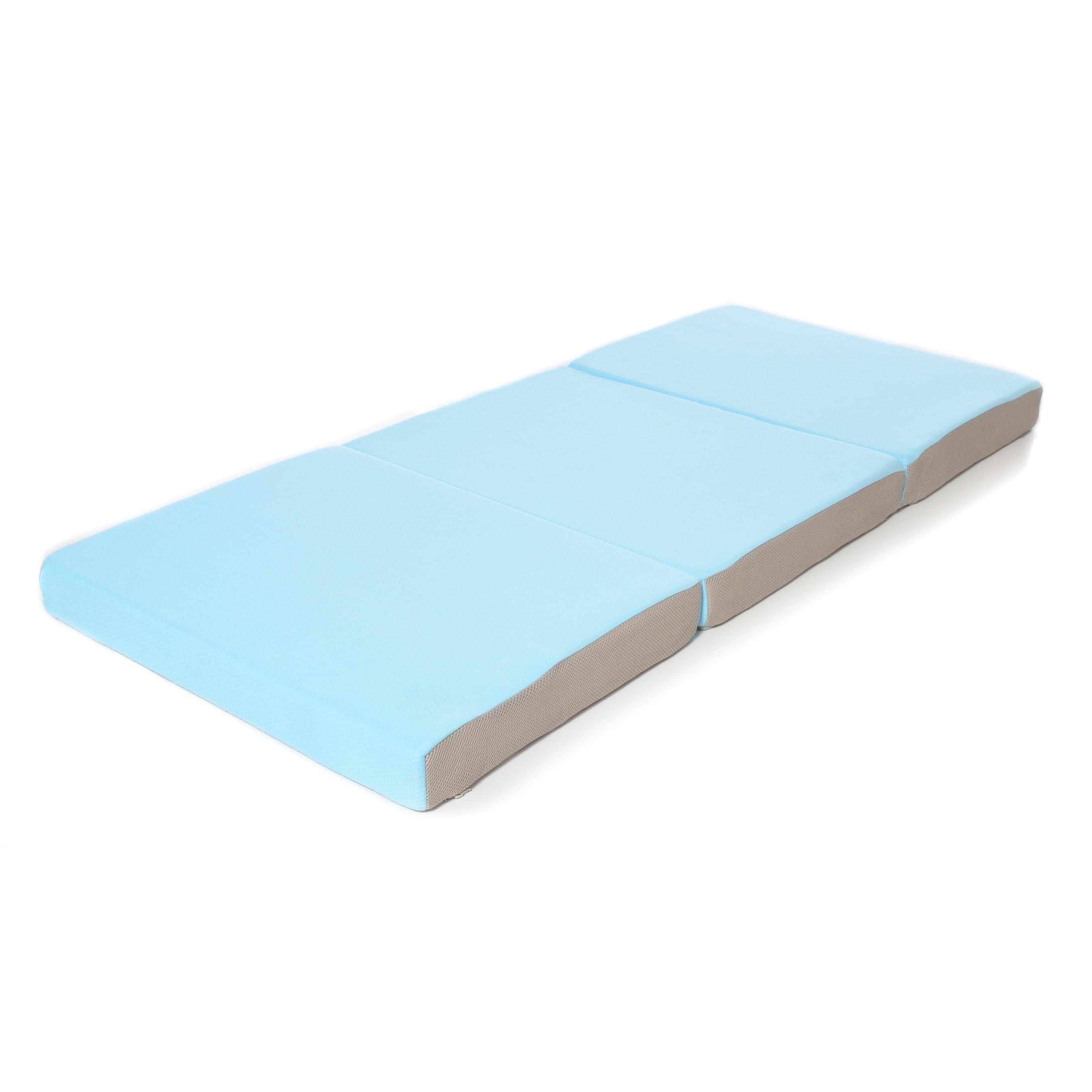 Milliard Toddler Nap Mat, Folding Foam Mattress with Soft...