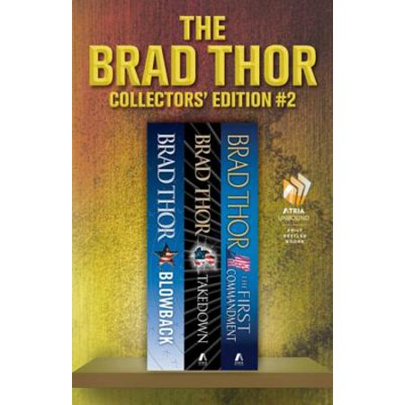 Brad Thor Collectors' Edition #2 - eBook