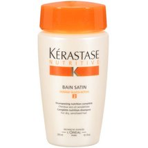 Shampoo & Conditioner: Kérastase Bain Satin 2