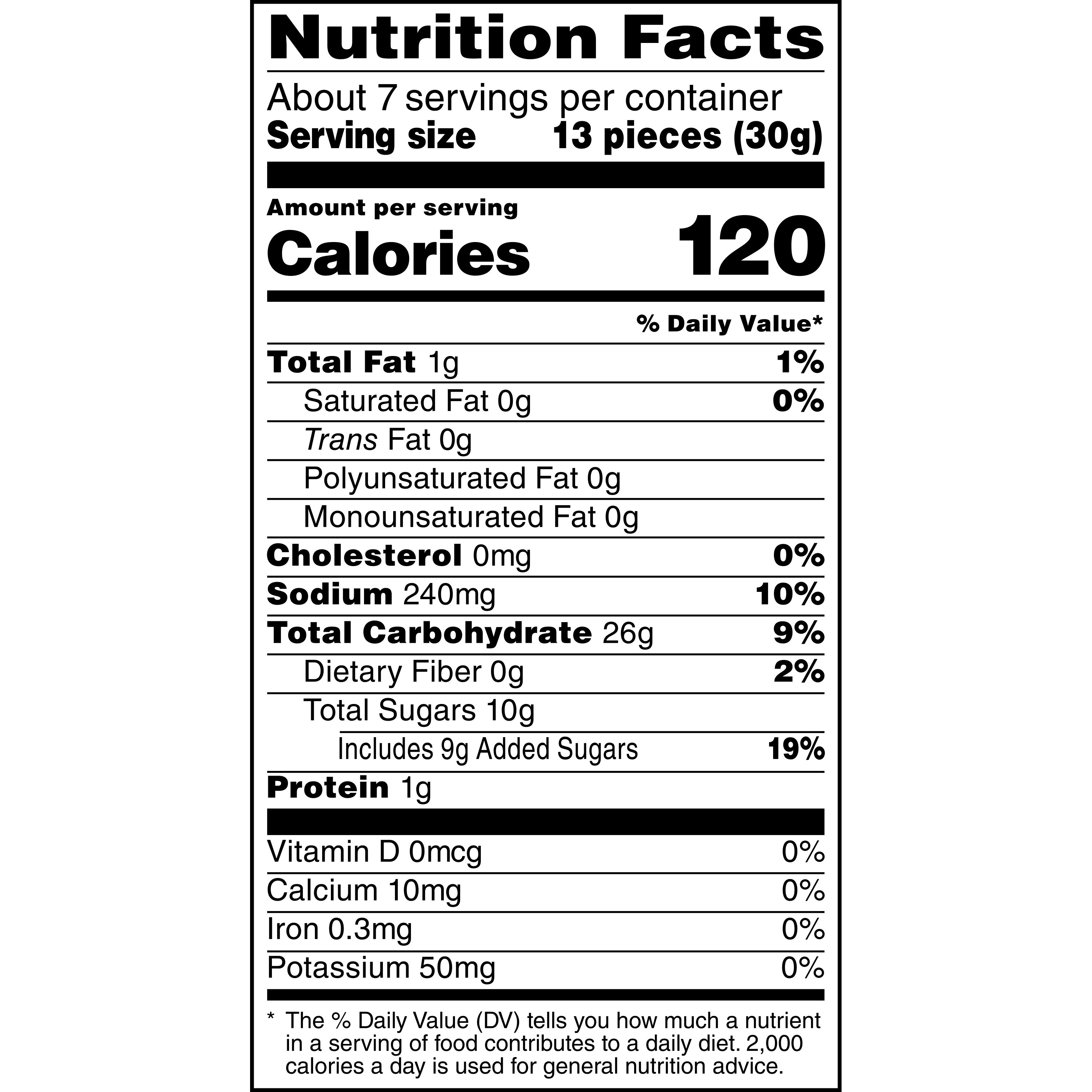 Calories In One Bag Of Chips Ahoy Comics