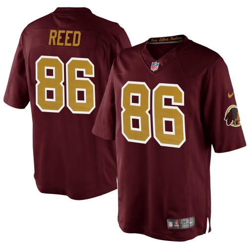 Jordan Reed Washington Redskins Nike Youth Alternate Game Jersey - Burgundy