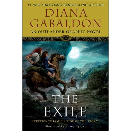 The Exile : An Outlander Graphic Novel (Best Fantasy Graphic Novels)