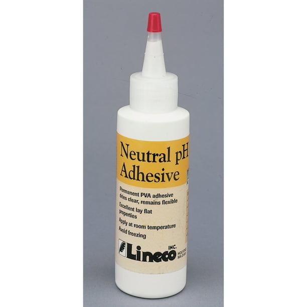 Lineco University Products White Neutral Ph Adhesive 4 Oz Walmart Com Walmart Com