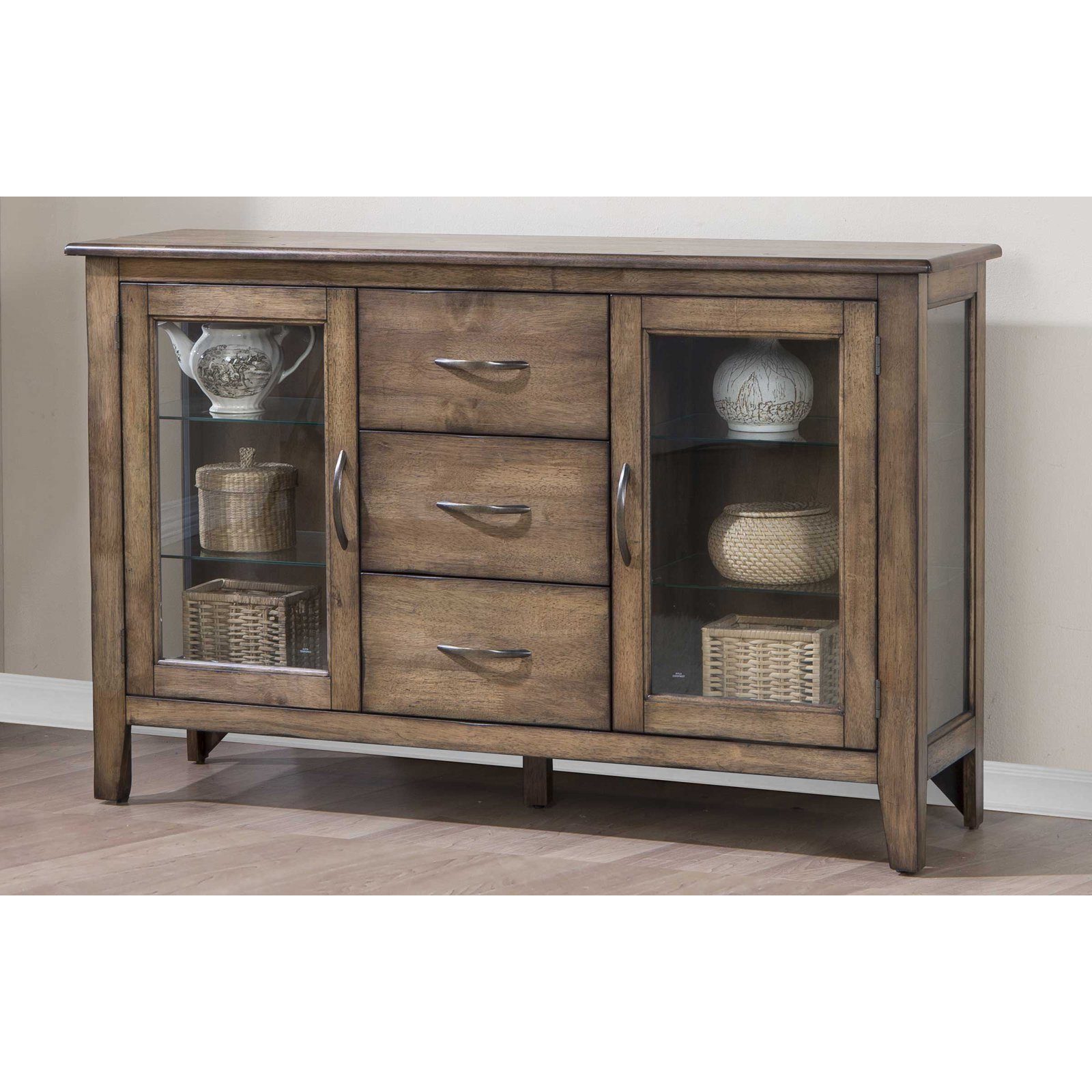 Winners Only 54 in. Entertainment Sideboard