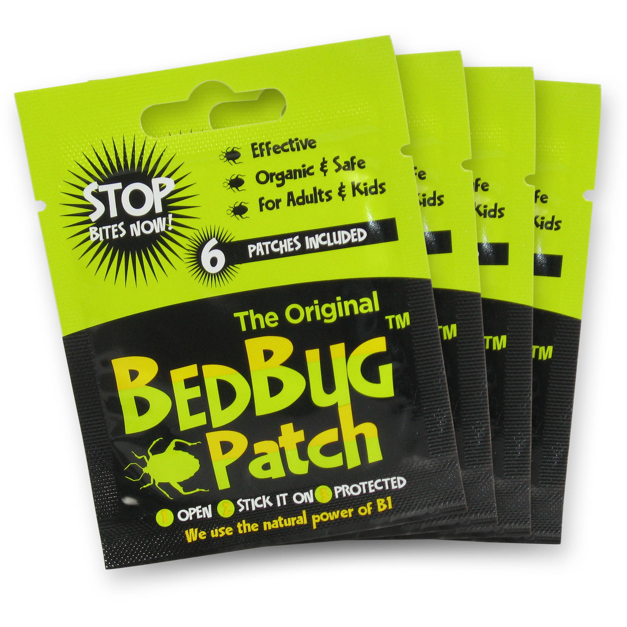 The Bug Patch Bed Bug Patches, 24ct