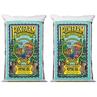 (2) Foxfarm FX14000 Ocean Forest Organic Potting Soil Bags 6.3-6.8 pH | 3 Cu Ft