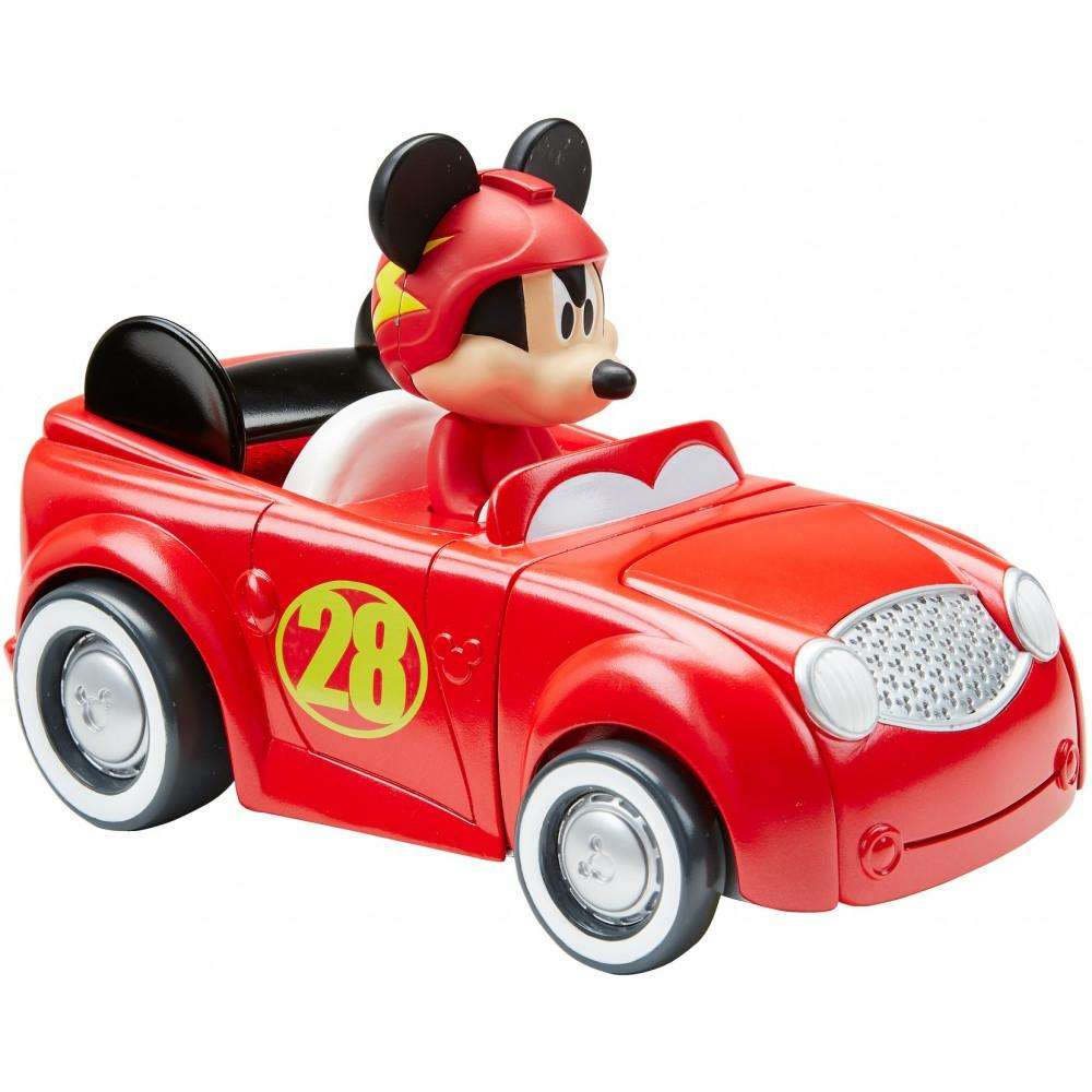 Disney Mickey and the Roadster Racers Transforming Hot Rod Mickey