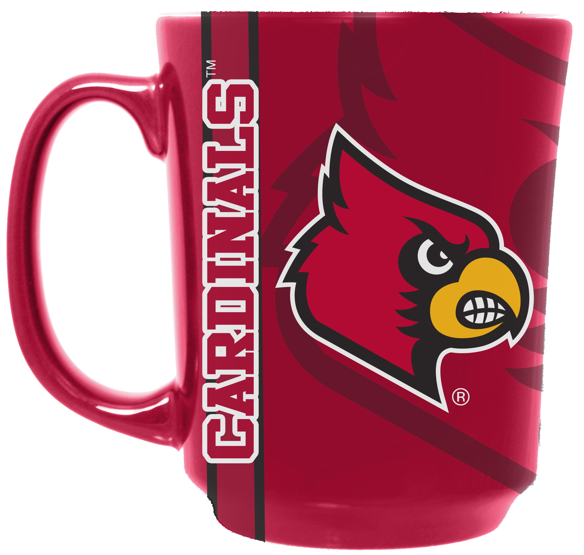 NCAA Reflective Mug, Louisviile