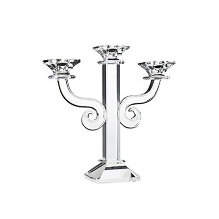 Scroll 3 Arm Candelabra
