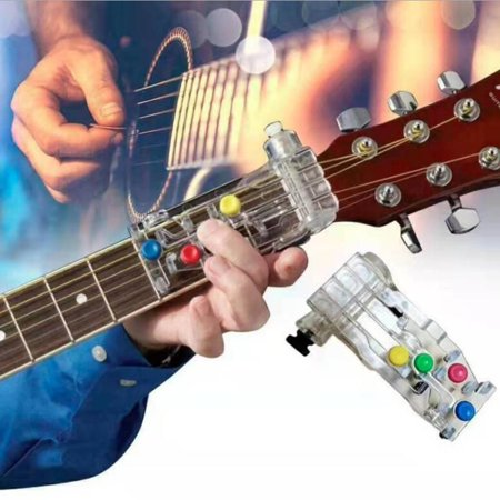 Anti-Pain Finger Cots Guitar Assistant Abs Sturdy Practical And Durable - image 4 of 6