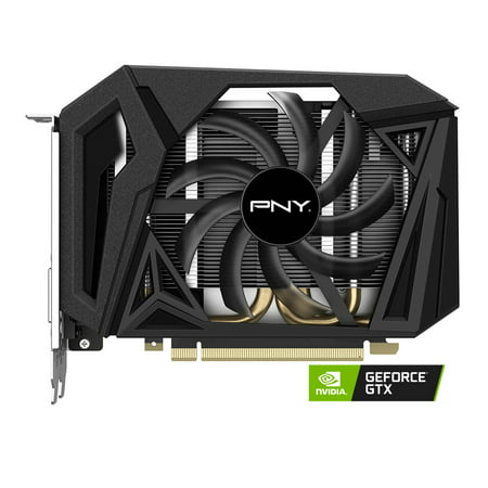 PNY GeForce® GTX 1660 6GB SUPER Single Fan Graphics Card