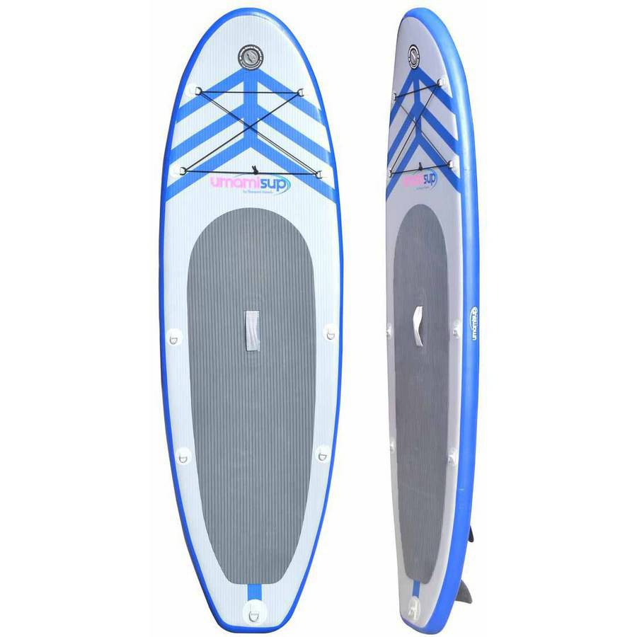"""Newport Vessels Women's Inflatable Stand-Up Paddleboard, 9'2"""", iSup Set"""