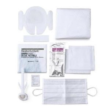 Medical Action Industries Central Line Dressing Kit With Biopatch  Sterile Each