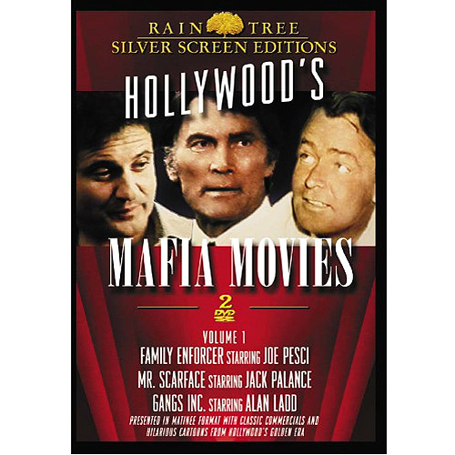 HOLLYWOOD'S MAFIA MOVIES