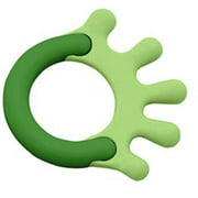Green Sprouts Cornstarch Hand Teether, Green, 1 ct