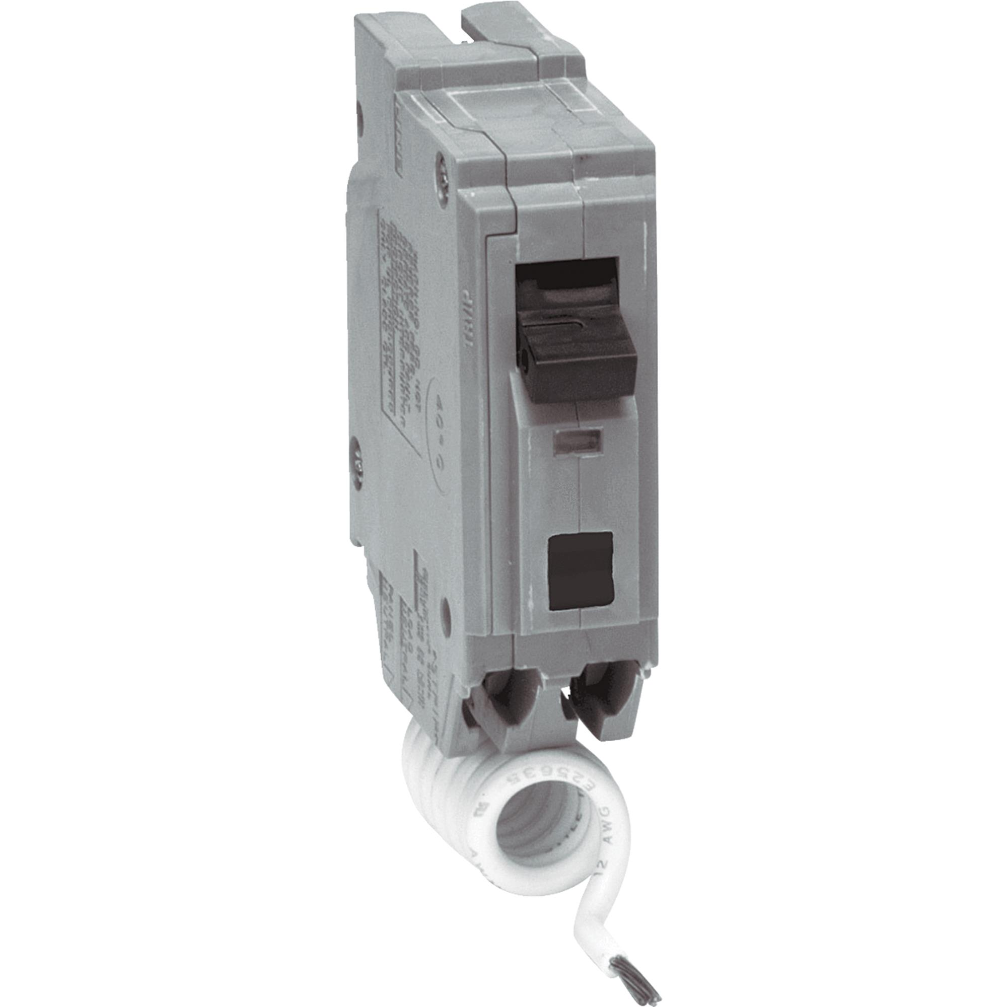 Ge Q Line 20 Amp 1 In Double Pole Circuit Breaker Modern Design Of Qline 21 4 Gfci 40 2 Single From 3 97 Nextag