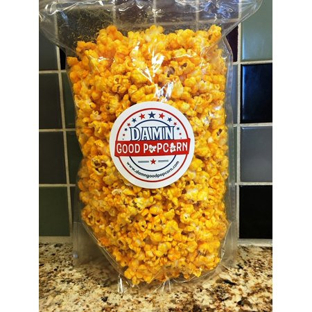3 Gallon Party Bag Gourmet Xtra Cheddar Cheese Please Popcorn  Damn Good