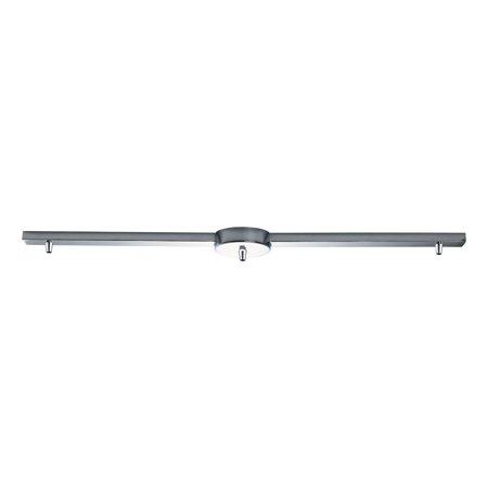 New Product ELK Lighting The Illuminare Accessories 3 Light Linear Bar In Chrome 3L-CHR Sold By (3 Light Linear Bar)