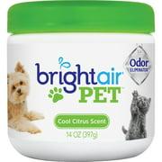 Bright Air, BRI900258, Pet Odor Eliminator Air Freshener, 1 Each, Green