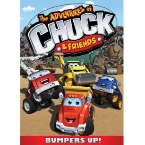 The Adventures Of Chuck And Friends: Bumpers-Up! (Widescreen)