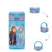 Disney Frozen 2 Movie 18 ounce Water Bottles, Anna & Elsa