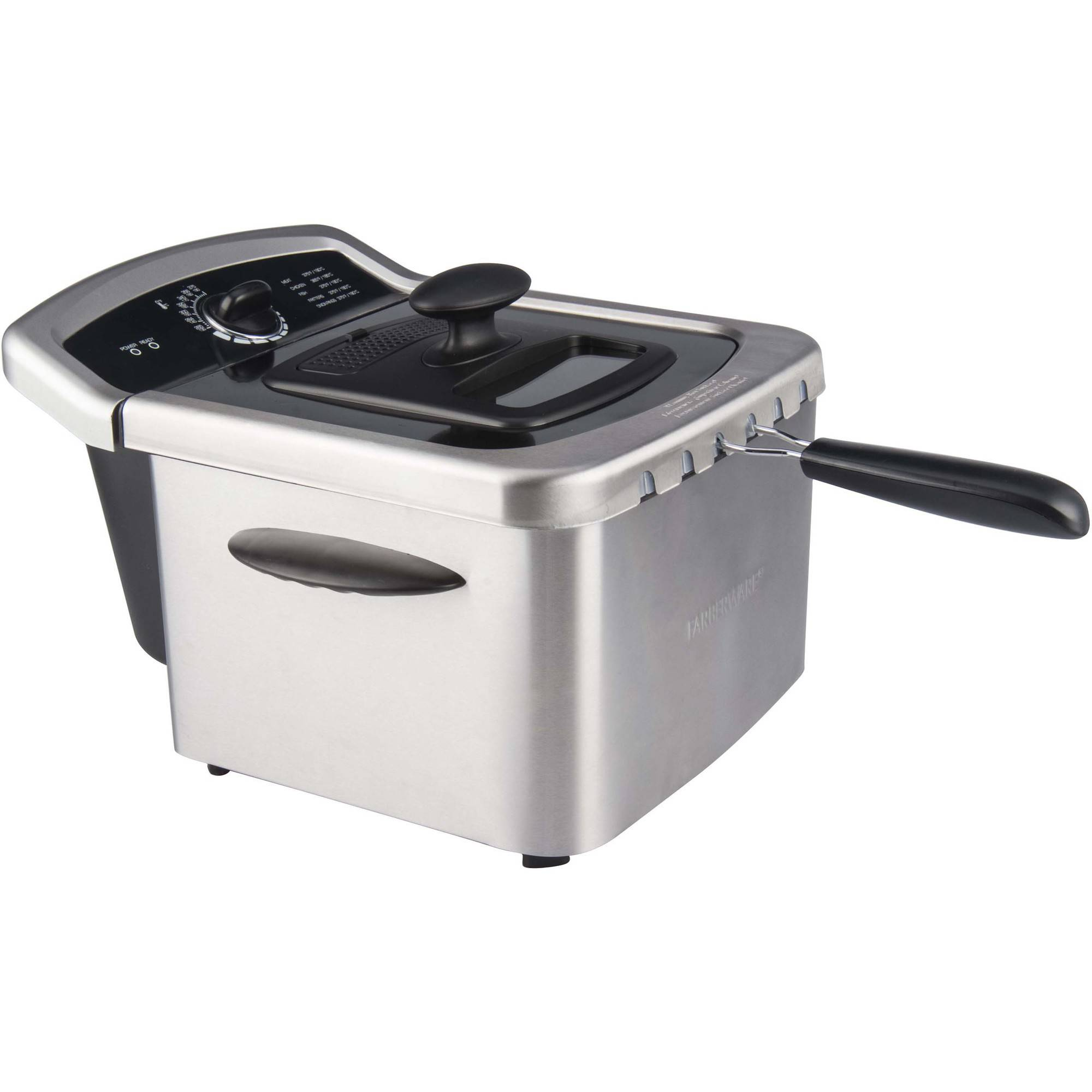 Electric Deep Fryer : New for family pro liter oil capacity electric deep
