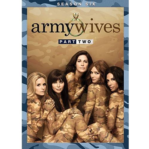 ARMY WIVES-6TH SEASON PART 2 (DVD/2 DISC/WS/ENG-FR-SP SUB)
