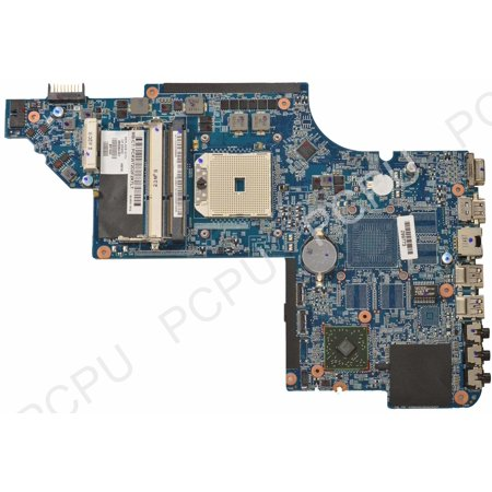 665282-001 HP Pavilion DV6-6000 AMD Laptop Motherboard -