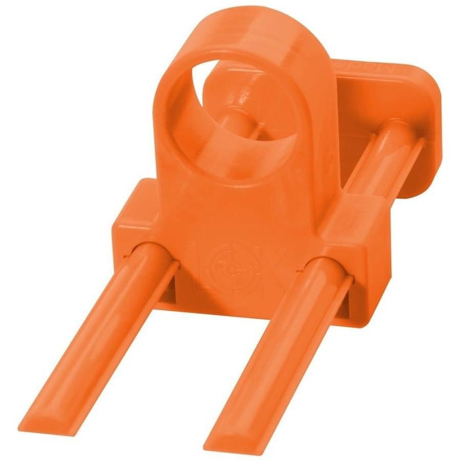 Image of ACU Econo Lok Bow Safety Lock, Orange