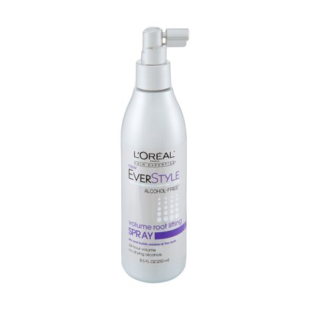 L'Oreal Paris EverStyle Alcohol-Free Volume Root Lifting Spray, 8.5
