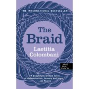 The Braid (Hardcover)(Large Print)