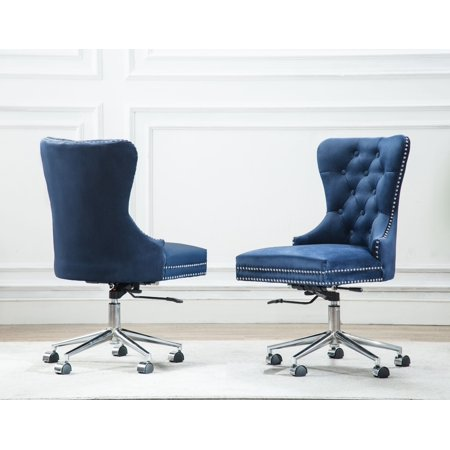 Swivel Recliner Office Chair & Adjustable Height (OC41)