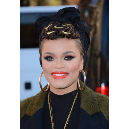 Andra Day In Attendance For MacyS Thanksgiving Day Parade 2015 Manhattan New York Ny November 26 2015 Photo By Derek StormEverett Collection Celebrity