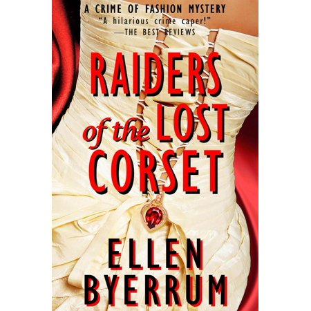 Raiders of the Lost Corset - eBook (Alfred Molina Raiders Of The Lost Ark)