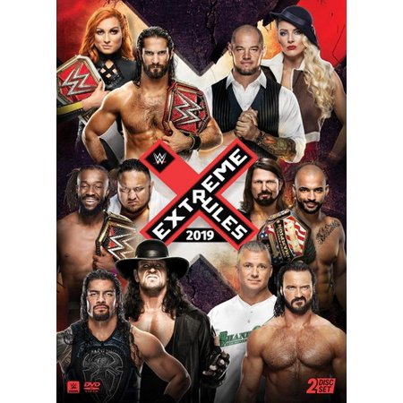 WWE: Extreme Rules 2019 (DVD) (Best New Rifles 2019)