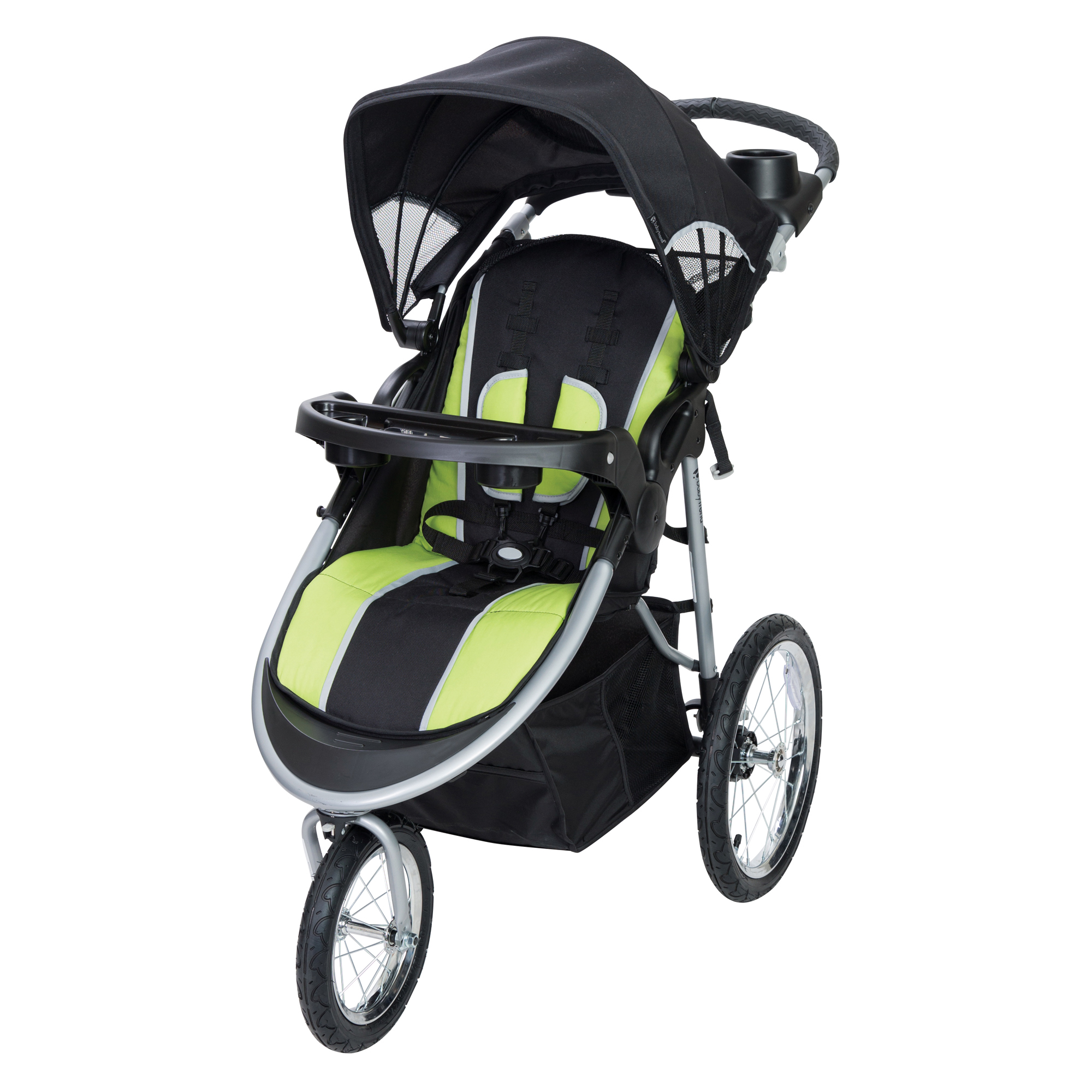 Baby Trend Pathway 35 Jogger-Optic Green
