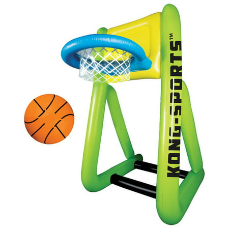 Franklin Sports Kong Sports Basketball - Giant Inflatable Sports Balls
