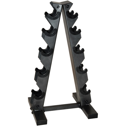 CAP Barbell Black A Frame Dumbbell Rack