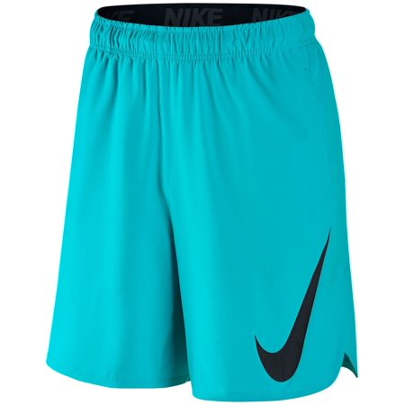 detailed look 8d881 d9b4a Nike - Nike Mens 8 Flex Hyperspeed Woven Shorts - Omega BlueBlack -  Size L - Walmart.com