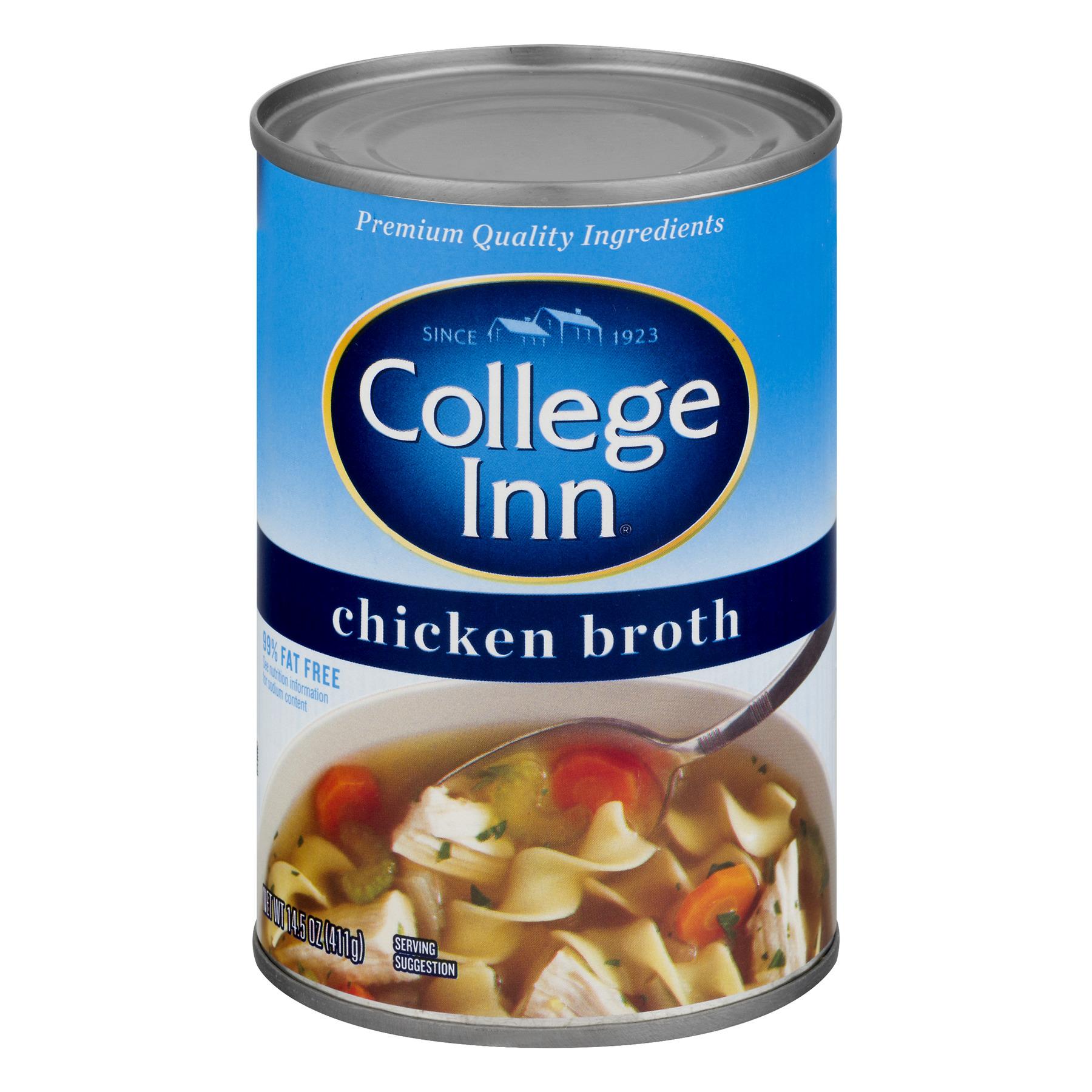 College Inn Chicken Broth, 14.5 oz